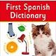 DK Children DK First Spanish Dictionary