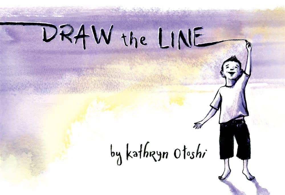 Roaring Brook Press Draw the Line