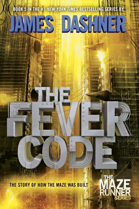 Delacorte Books for Young Readers The Fever Code