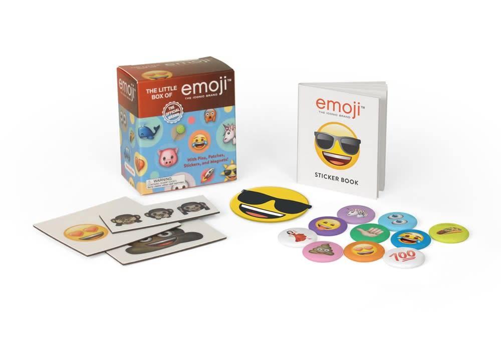 Running Press The Little Box of emoji