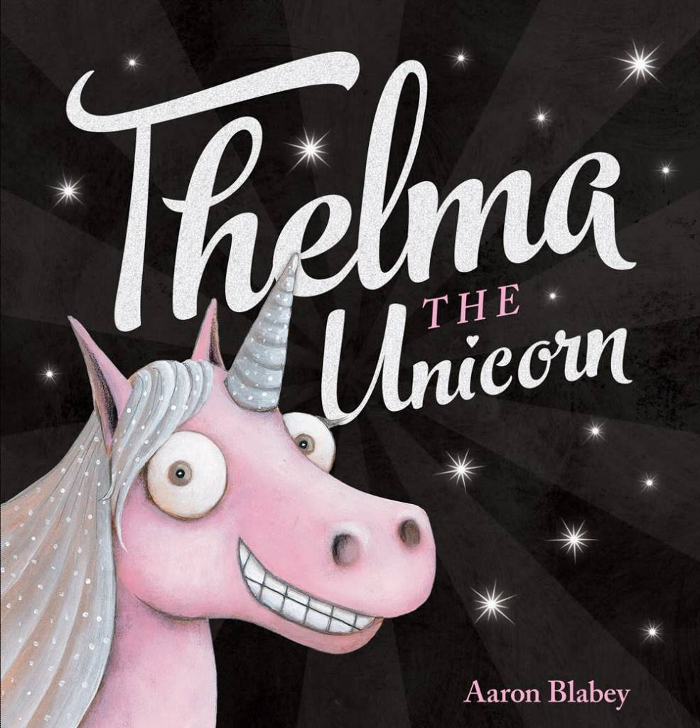 Scholastic Press Thelma the Unicorn