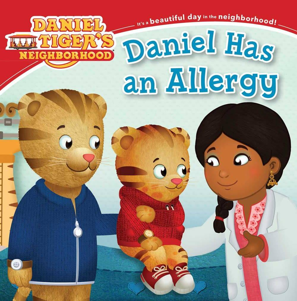 Simon Spotlight Daniel Tiger: Has an Allergy