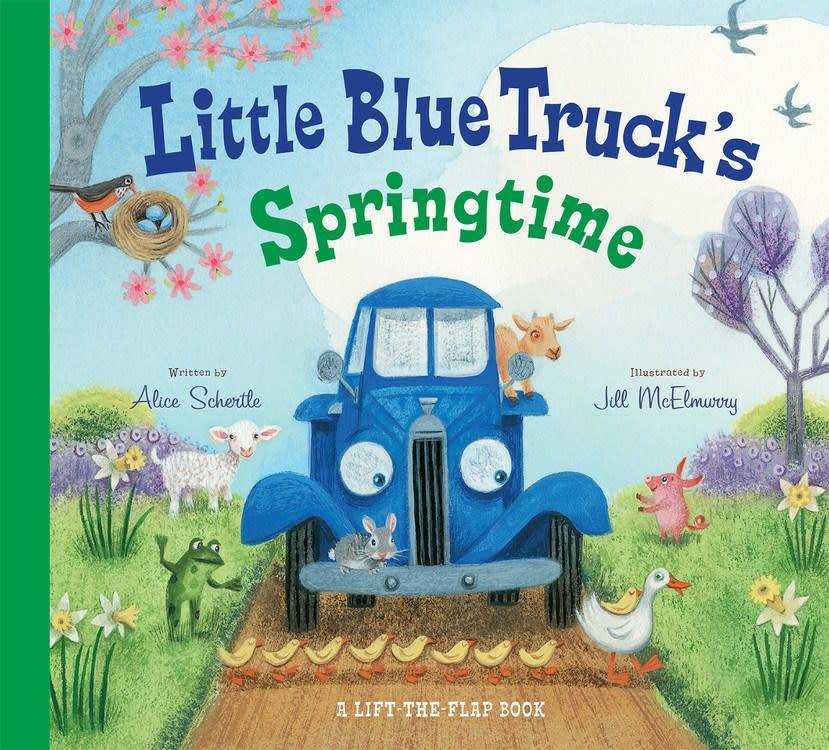 HMH Books for Young Readers Little Blue Truck's Springtime
