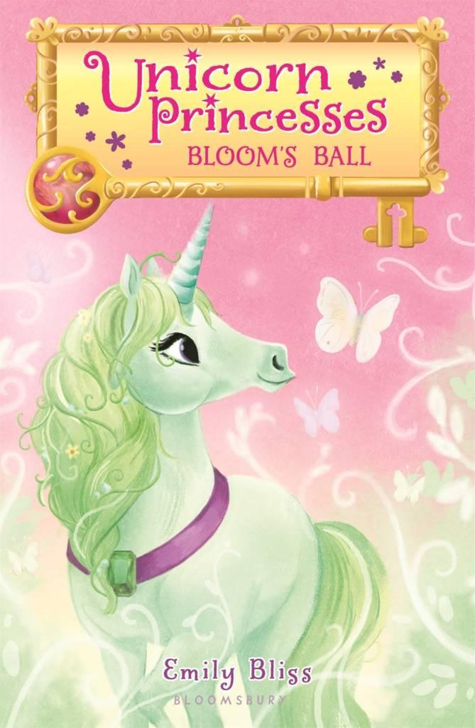 Bloomsbury USA Childrens Unicorn Princesses 03 Bloom's Ball