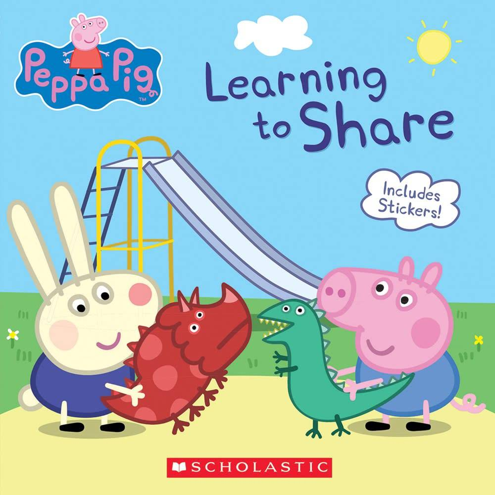 Scholastic Inc. Peppa Pig: Learning to Share
