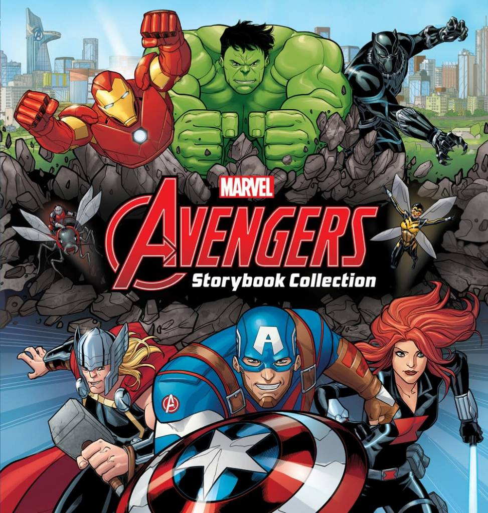 Marvel Press Avengers Storybook Collection