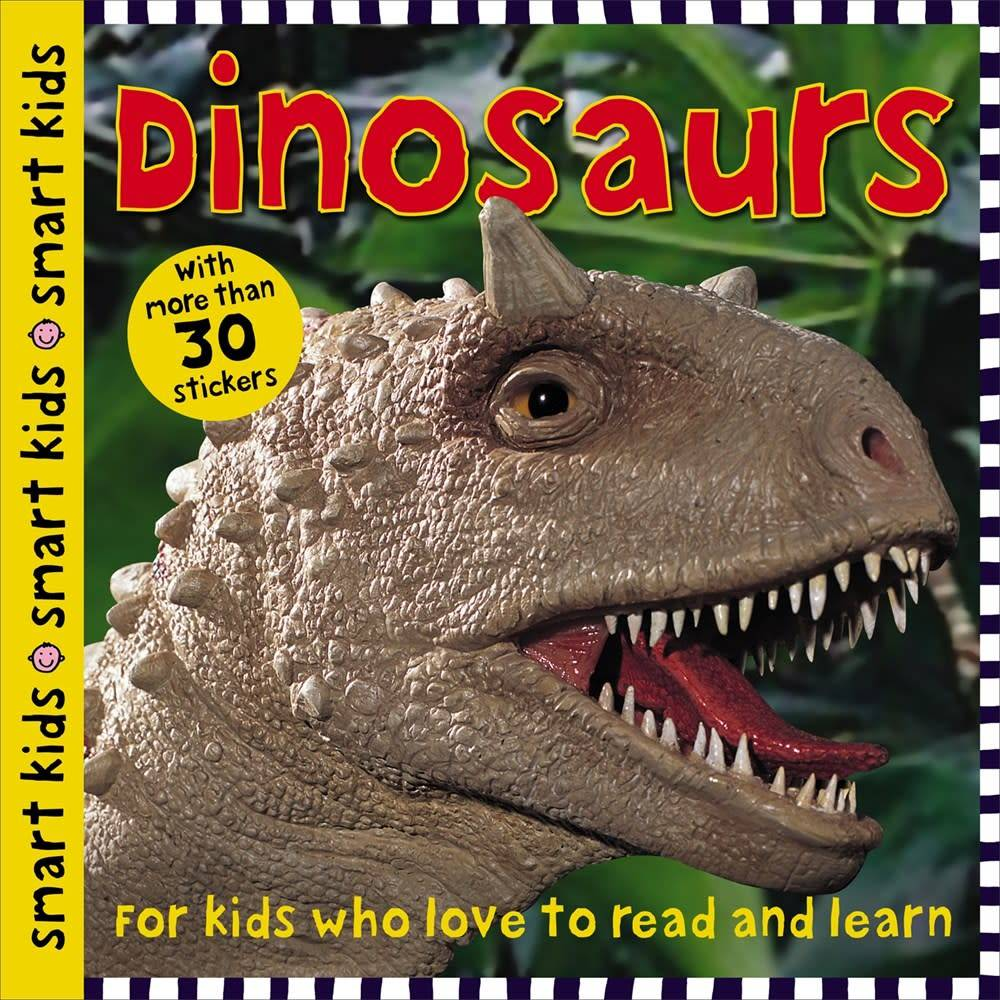 Priddy Books Smart Kids Dinosaurs