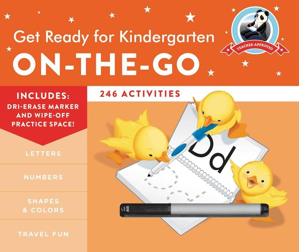 Black Dog & Leventhal Get Ready for Kindergarten On-the-Go