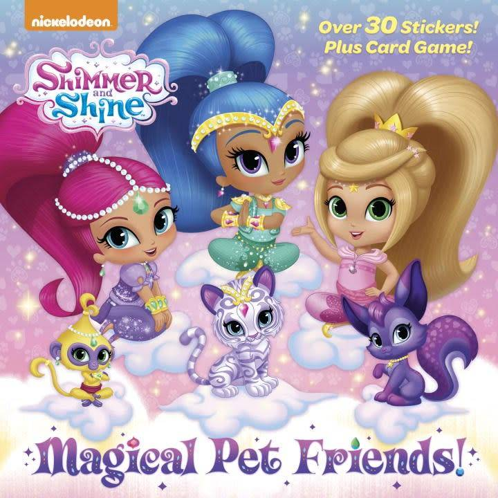 Random House Books for Young Readers Shimmer and Shine: Magical Pet Friends!
