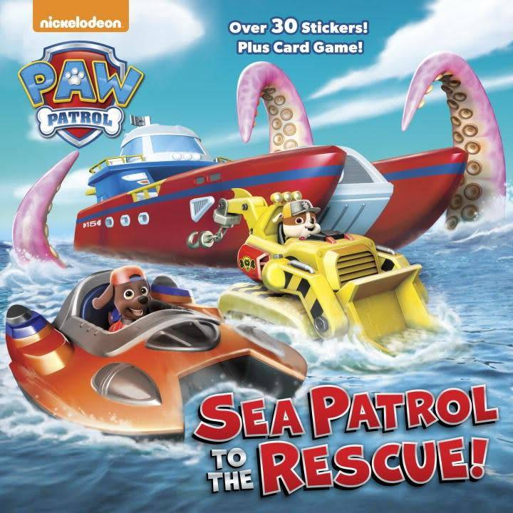 Random House Books for Young Readers Paw Patrol: Sea Patrol to the Rescue!
