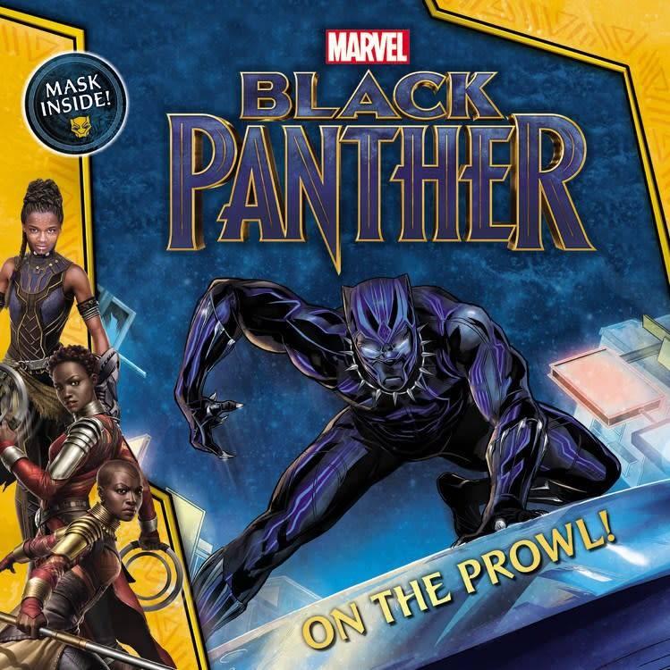 LB Kids MARVEL's Black Panther: On the Prowl!