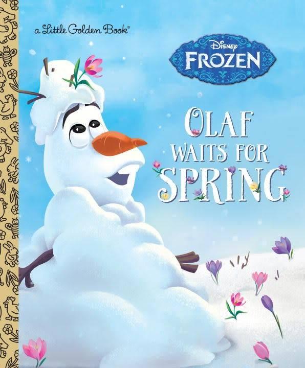 Golden/Disney Disney Frozen: Olaf Waits for Spring