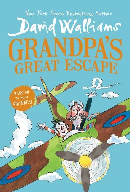 Harper Grandpa's Great Escape