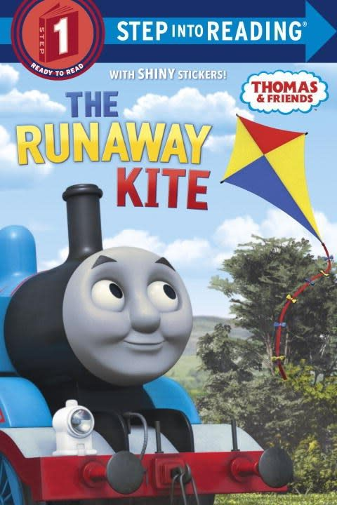 Random House Books for Young Readers Thomas & Friends: The Runaway Kite (Step-into-Reading, Lvl 1)
