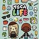 Random House Books for Young Readers Toca Boca: Toca Life Sticker Collection