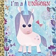 Golden Books I'm a Unicorn