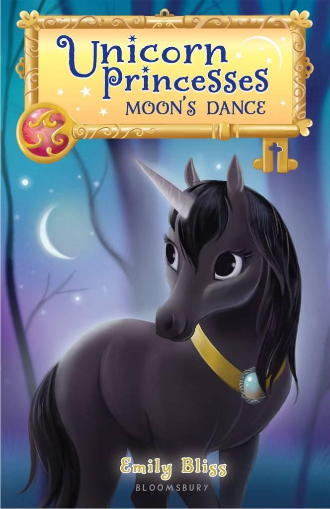 Bloomsbury USA Childrens Unicorn Princesses 06 Moon's Dance