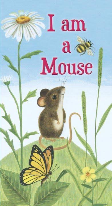 Golden Books I am a Mouse
