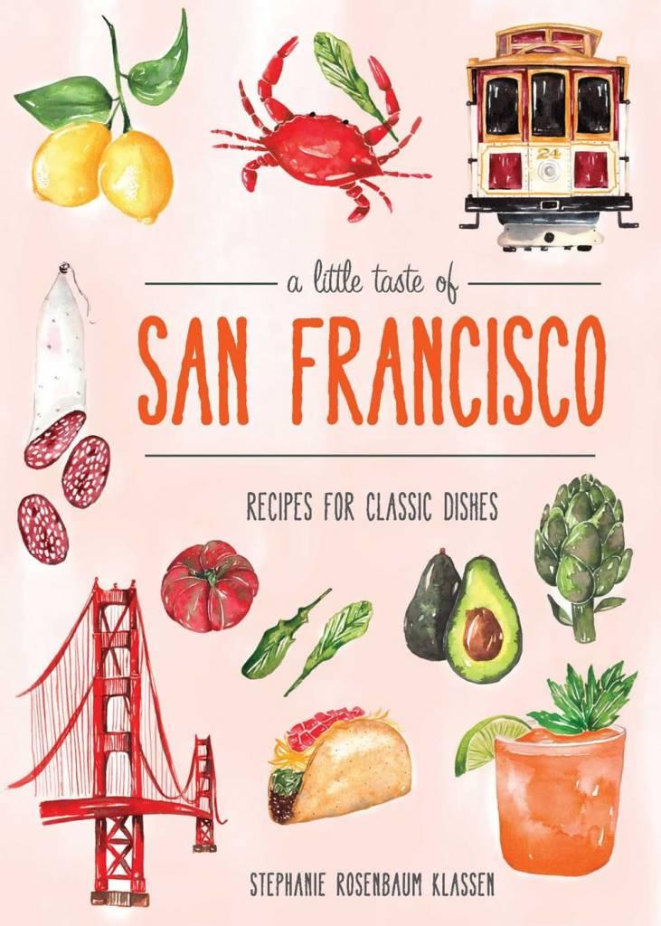 Weldon Owen A Little Taste of San Francisco