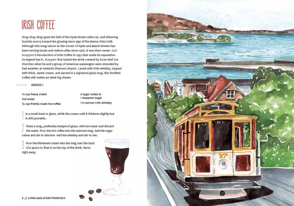 Weldon Owen A Little Taste of San Francisco: Recipes for Classic Dishes
