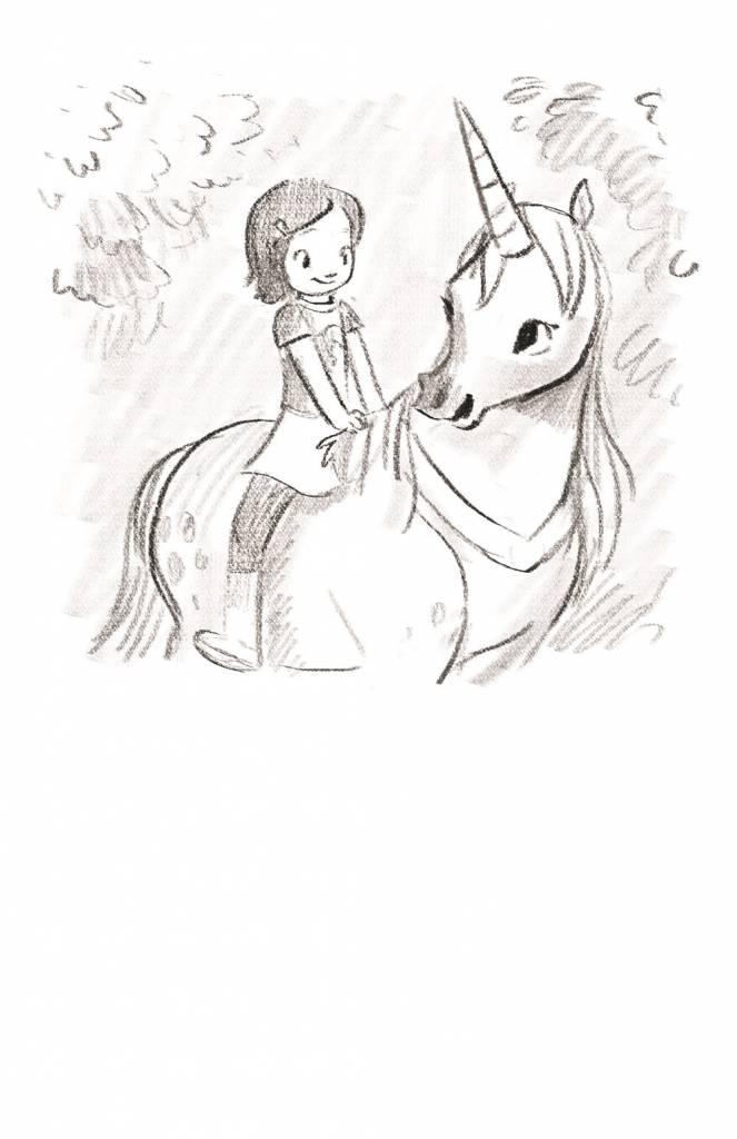 Bloomsbury USA Childrens Unicorn Princesses 05 Breeze's Blast