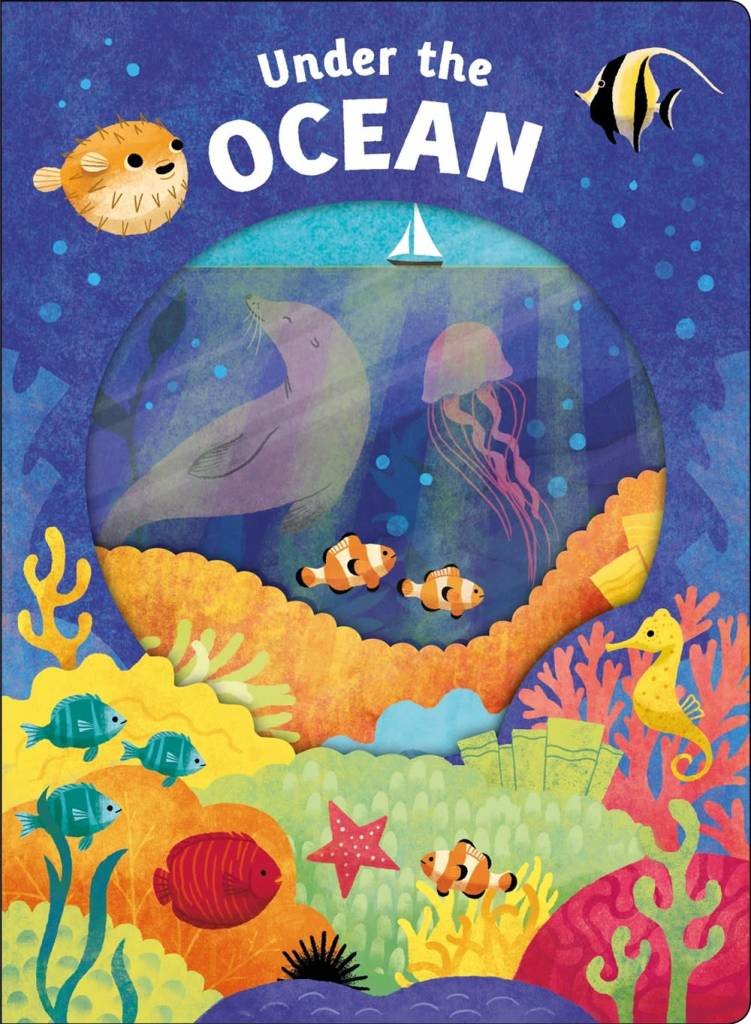 Priddy Books Look Closer: Under The Ocean