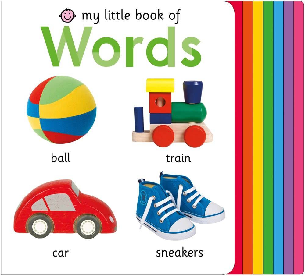 Priddy Books My Little Book of Words