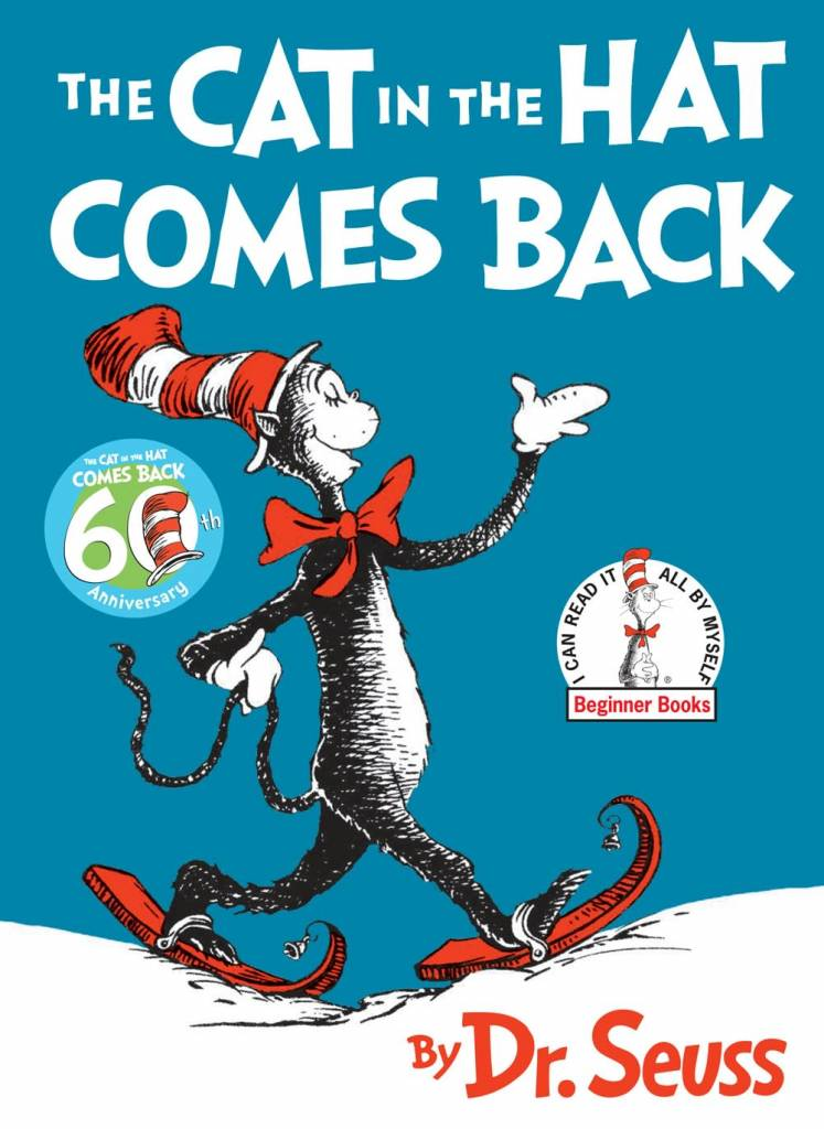 Random House Books for Young Readers Dr. Seuss Library: The Cat in the Hat Comes Back (60th Anniversary)