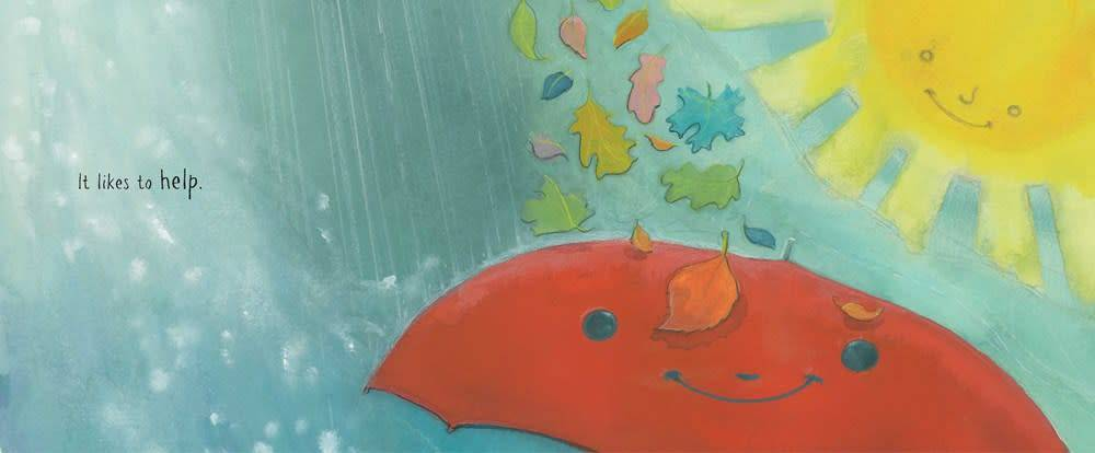 Simon & Schuster/Paula Wiseman Books The Big Umbrella