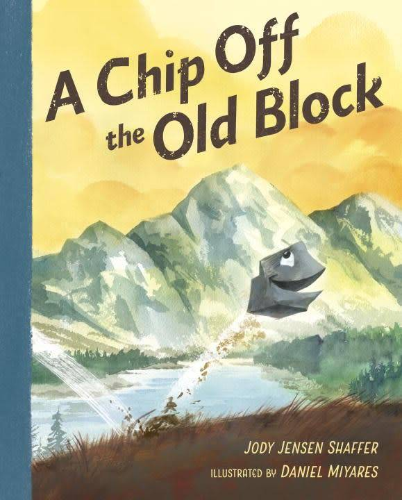 Nancy Paulsen Books A Chip Off the Old Block