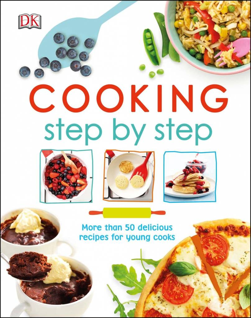 DK Children Cooking Step by Step