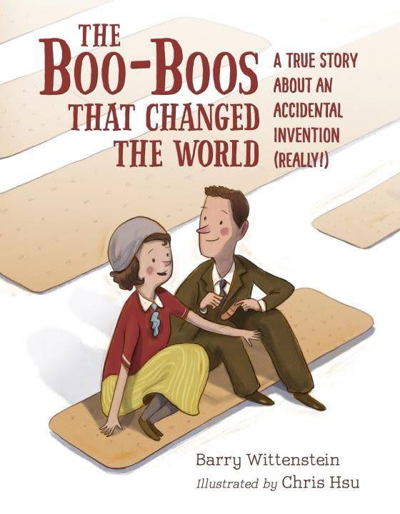 Charlesbridge The Boo-Boos That Changed the World