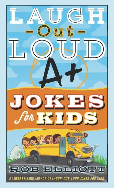 HarperCollins Laugh-Out-Loud A+ Jokes for Kids