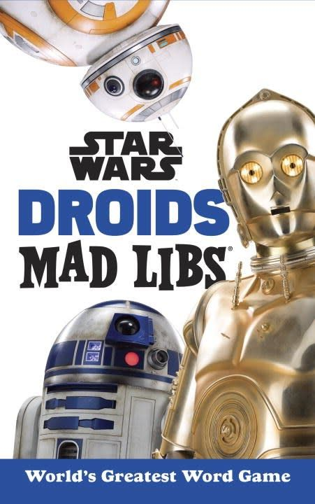 Mad Libs Mad Libs: Star Wars Droids