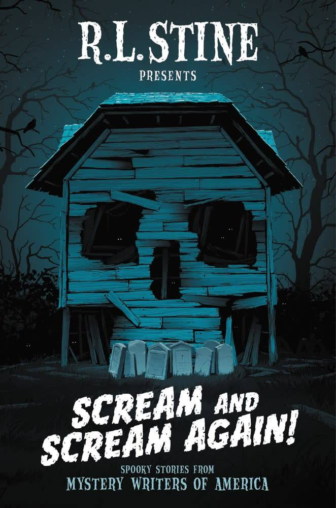 HarperCollins Scream and Scream Again!: A Horror-Mystery Anthology