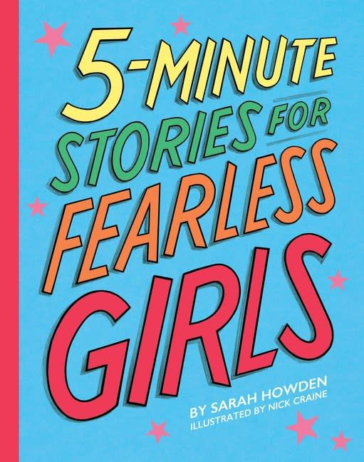 Collins 5-Minute Stories for Fearless Girls