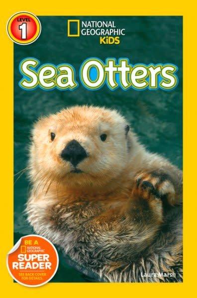 National Geographic Children's Books Sea Otters  (National Geographic Readers, Lvl 1)