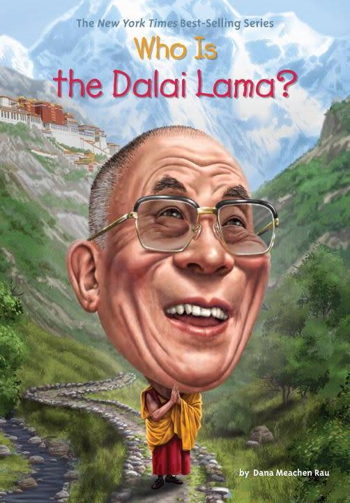 Penguin Workshop Who Was...?: Who Is the Dalai Lama?