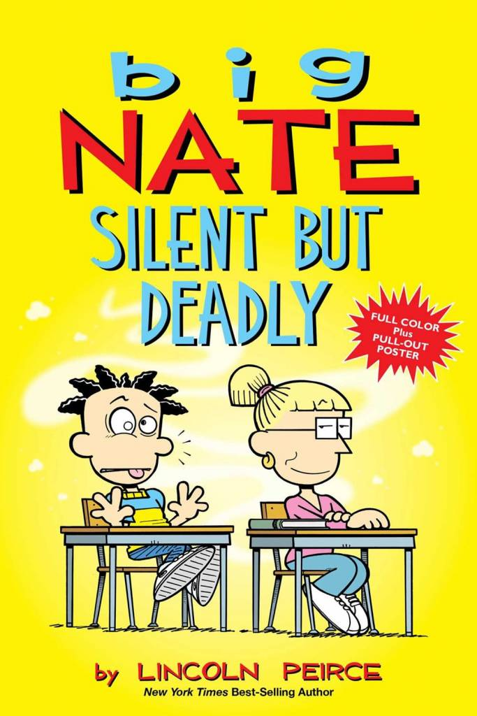 Andrews McMeel Publishing Big Nate: Silent But Deadly