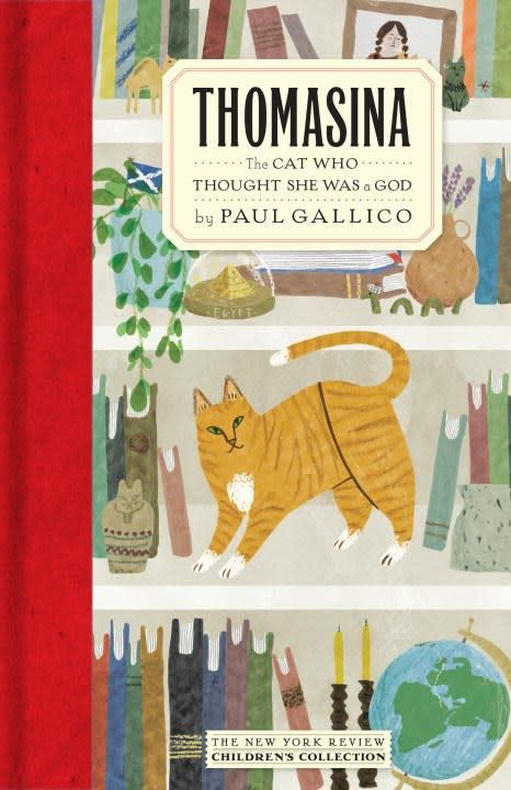 NYR Children's Collection Thomasina: The Cat Who Thought She Was a God