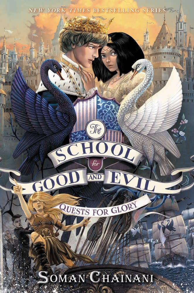 HarperCollins The School for Good and Evil 04 Quests for Glory