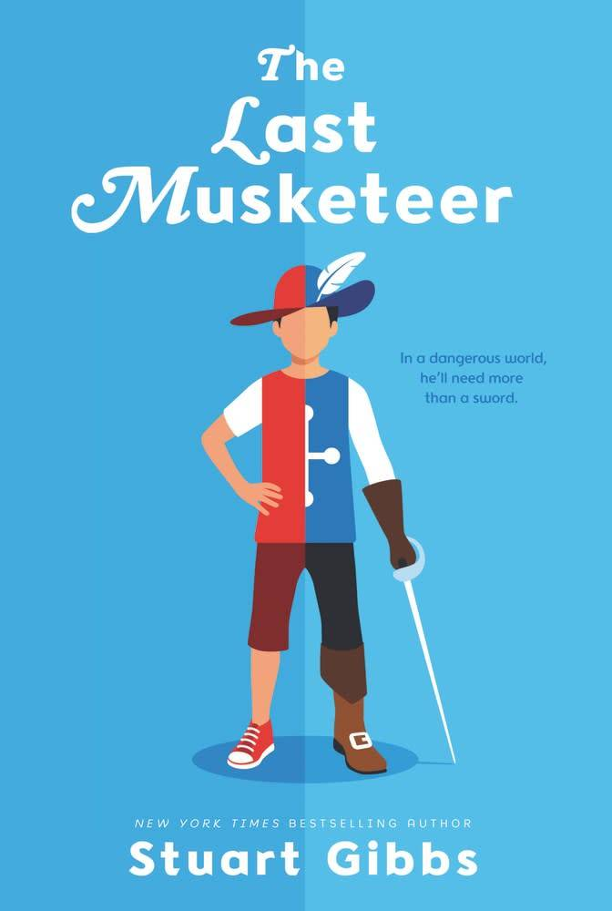 HarperCollins The Last Musketeer