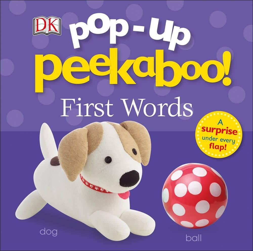DK Children Pop-Up Peekaboo: First Words