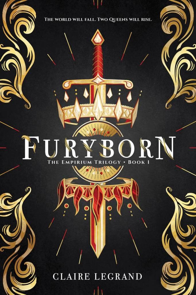 Sourcebooks Fire Empirium Trilogy 01 Furyborn