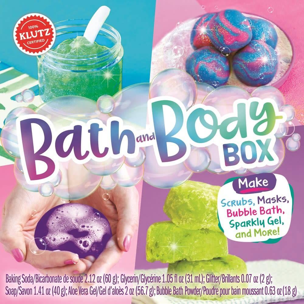 Klutz Klutz: Bath and Body Box