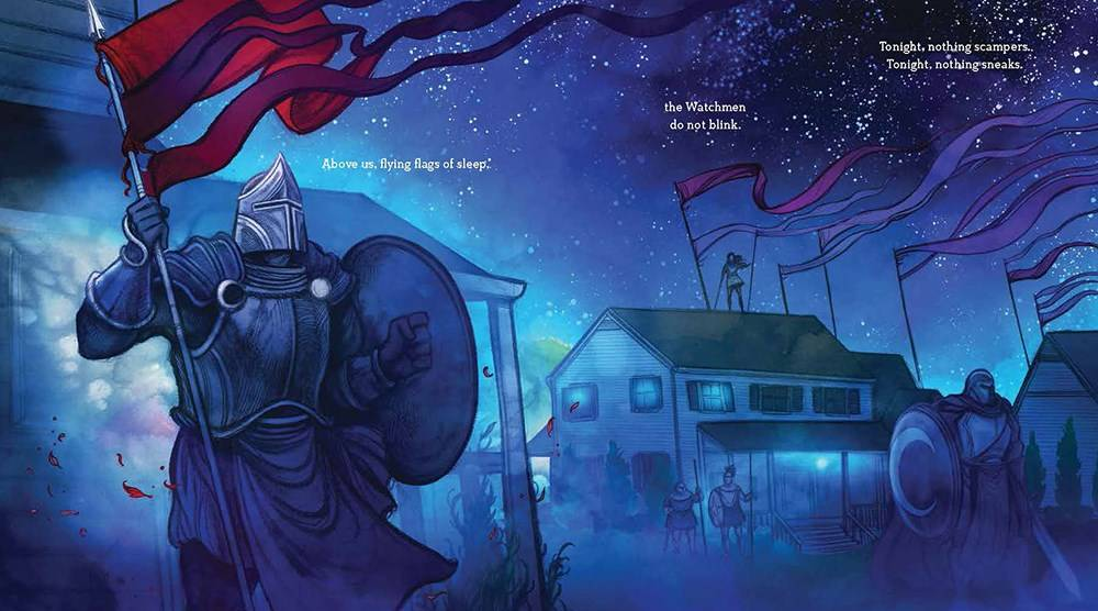 Abrams Books for Young Readers The Night Knights
