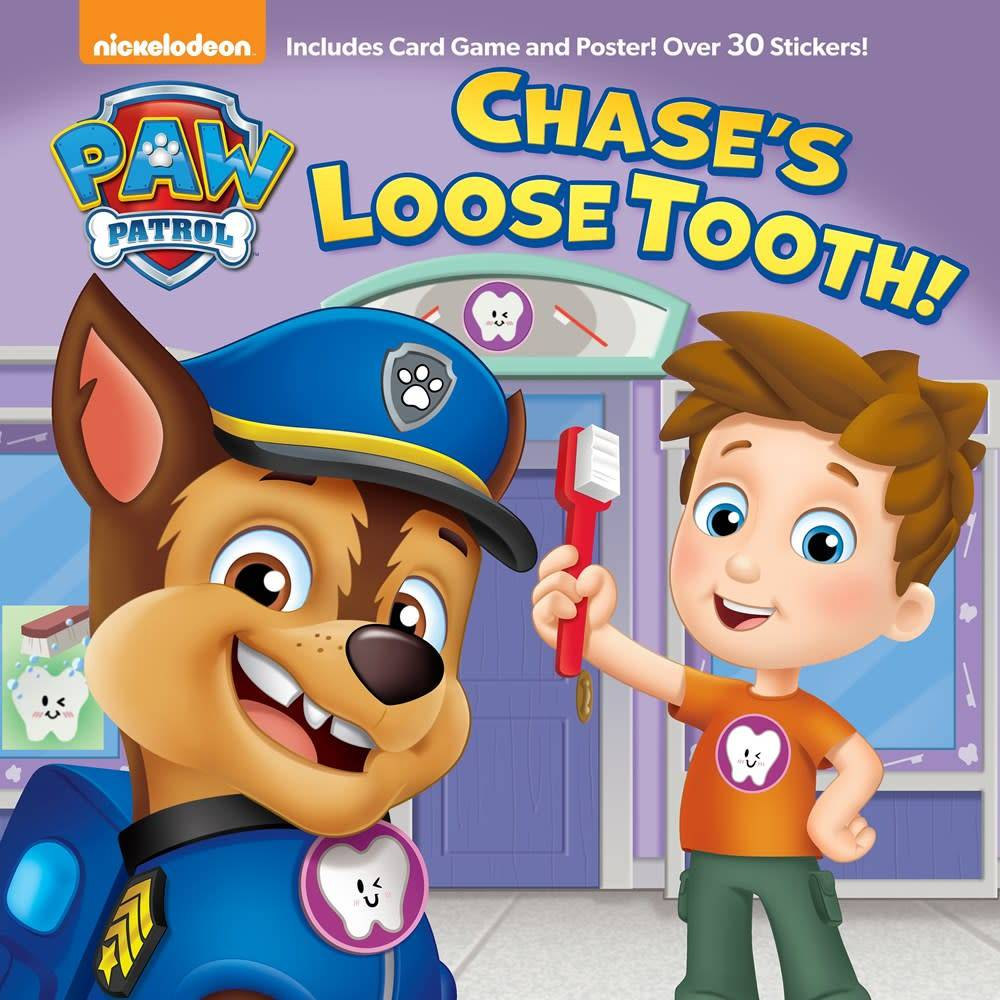 Random House Books for Young Readers Paw Patrol: Chase's Loose Tooth!