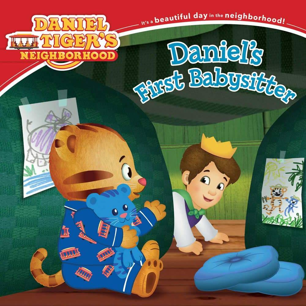 Simon Spotlight Daniel Tiger: First Babysitter