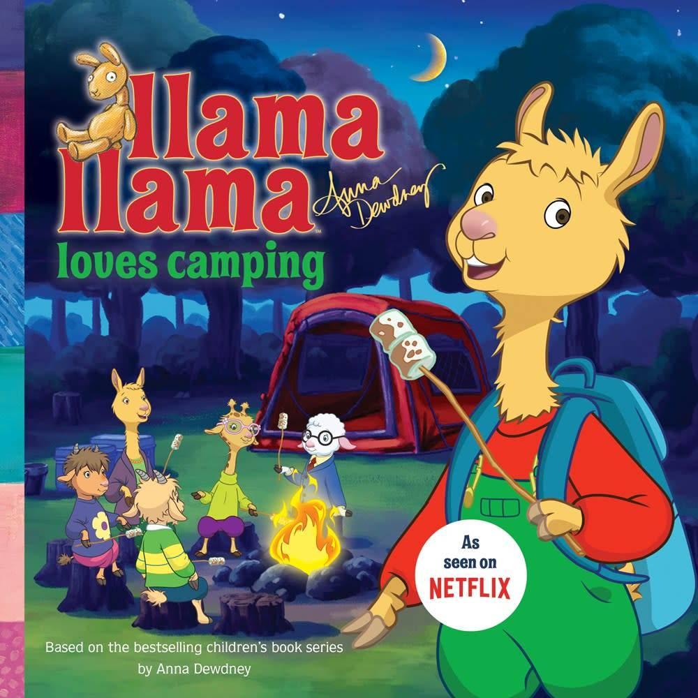 Penguin Young Readers Licenses Llama Llama (Netflix): Loves Camping