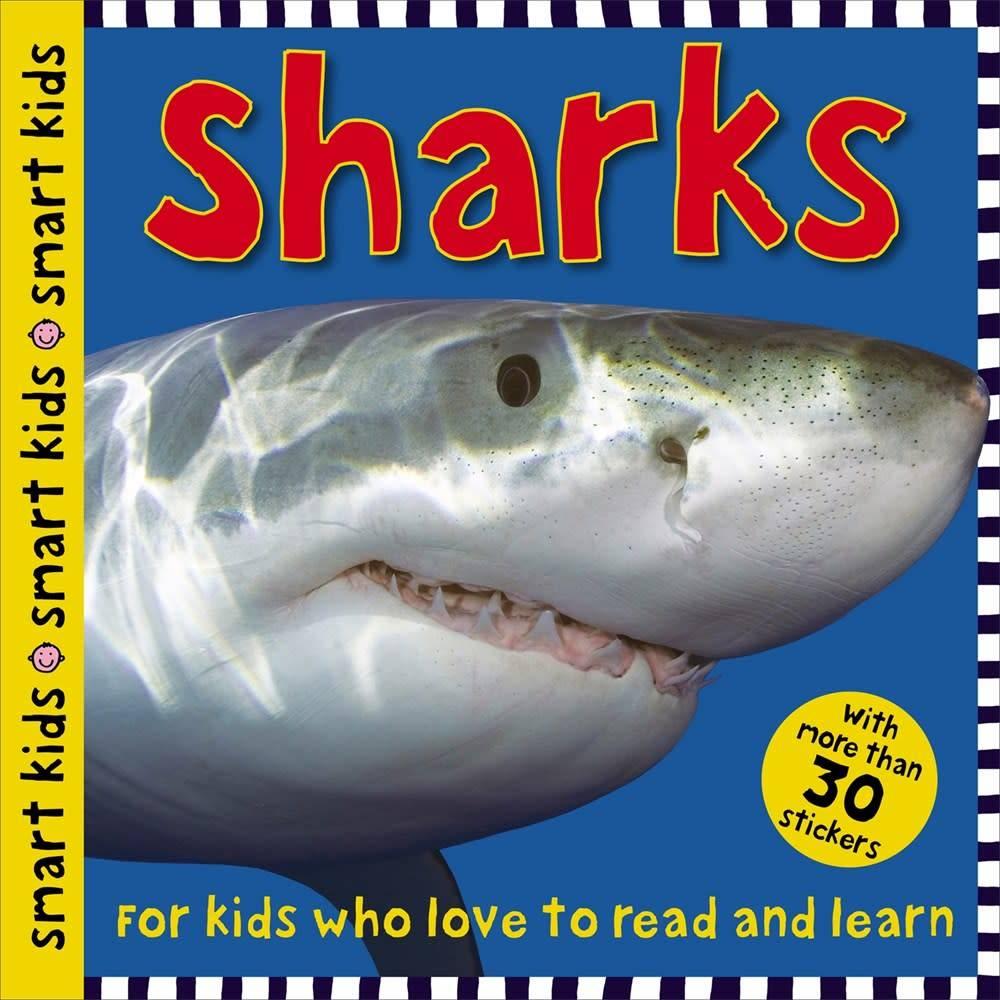 Priddy Books Smart Kids: Sharks